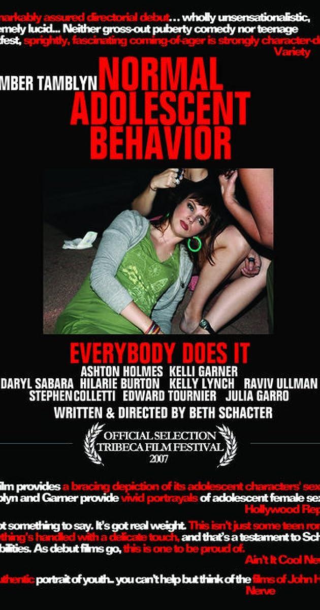 Adolescents behavior