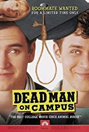 Dead Man on Campus Poster