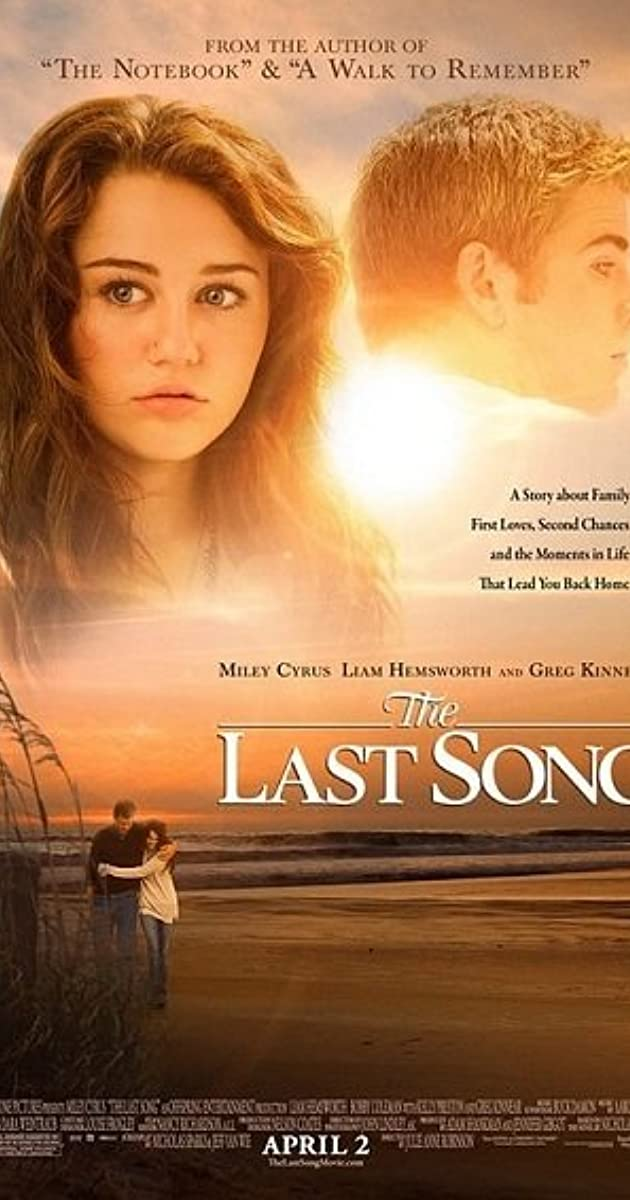The Last Song 2010 1080P BrRip X264  YIFY Secure