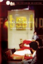 Ali: Fear Eats the Soul Poster