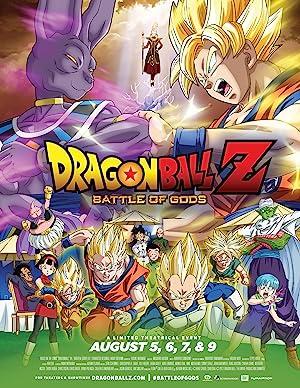 Dragon Ball Z: Battle of Gods poster