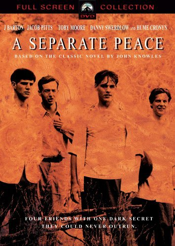 A separate peace book compared to movie