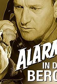 Alarm in den Bergen Poster