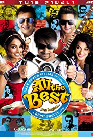 All the Best: Fun Begins (2009) Poster - Movie Forum, Cast, Reviews