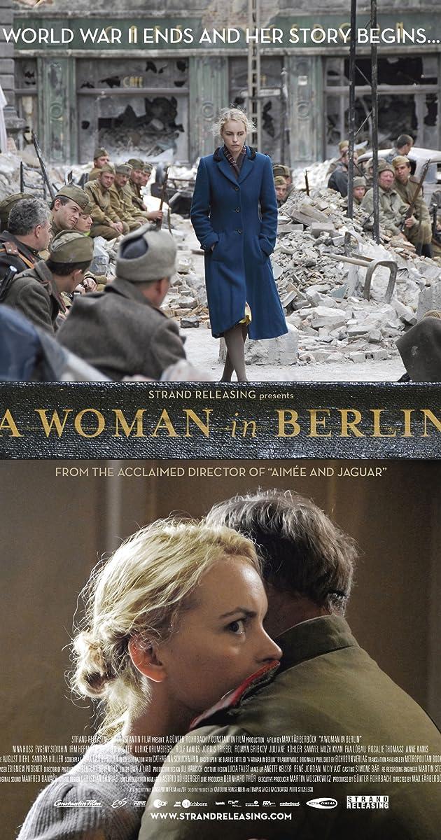 Anonyma - Eine Frau in Berlin (2008) - IMDb