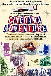 Cinerama Adventure Poster