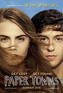Watch Paper Towns (2015) Online