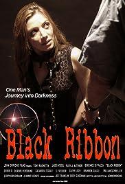 Black Ribbon Poster
