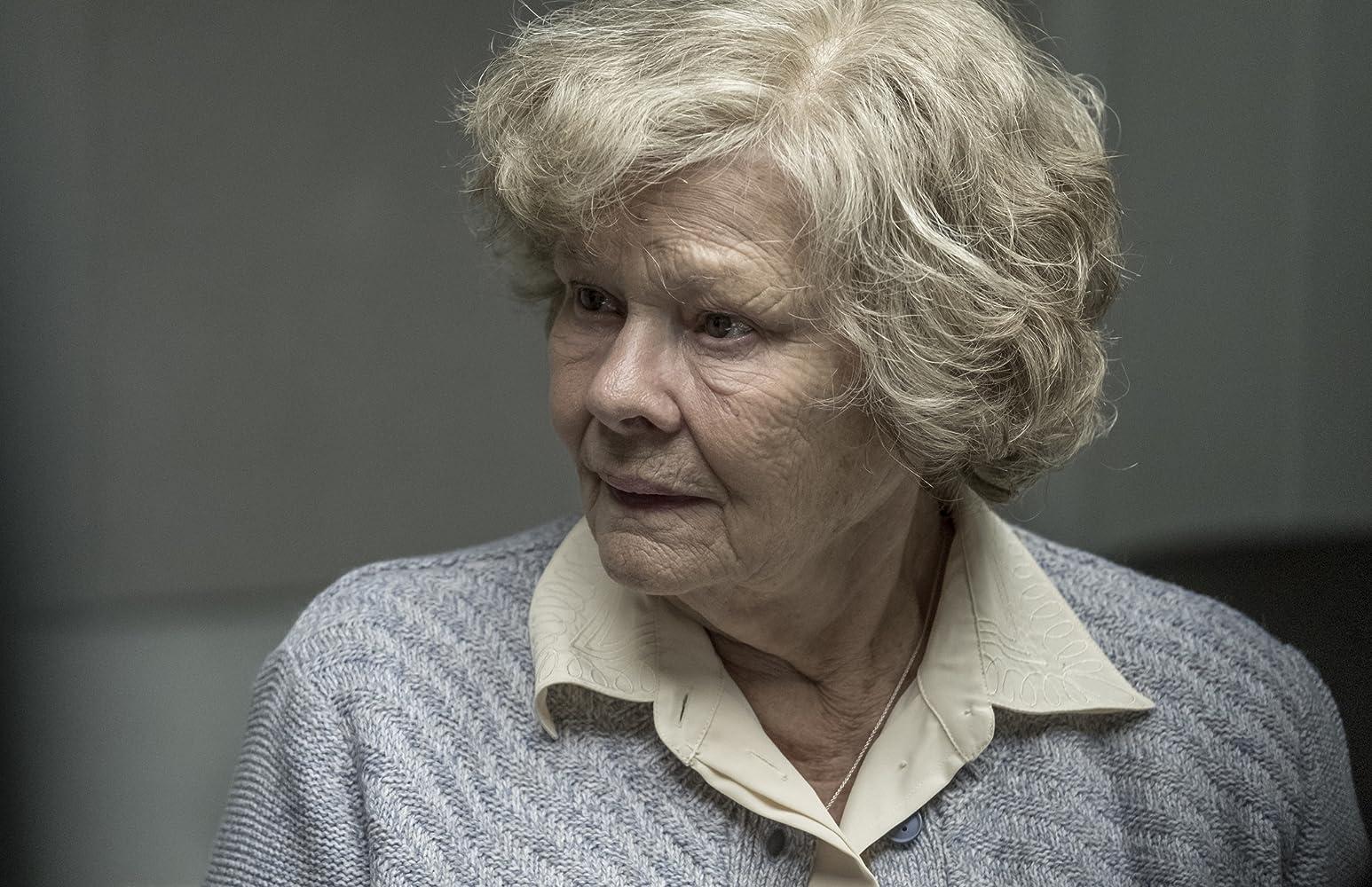 Judi Dench in Red Joan (2018)