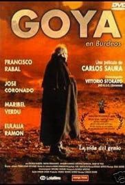 Goya in Bordeaux(1999) Poster - Movie Forum, Cast, Reviews