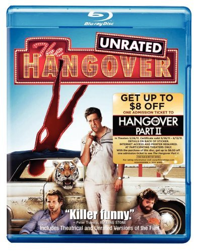 The Hangover 2009 UnRated 720p BRRip Dual Audio Watch Online Download Here