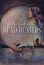 In the Land of the Head Hunters Poster