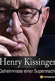 Henry Kissinger - Geheimnisse einer Supermacht Poster