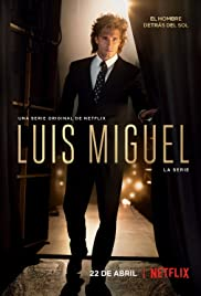 Luis Miguel La Serie Poster