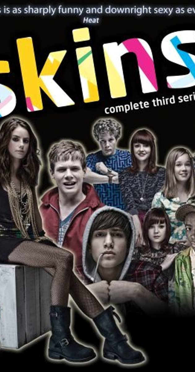 Book Cover Series Imdb : Skins tv series  imdb