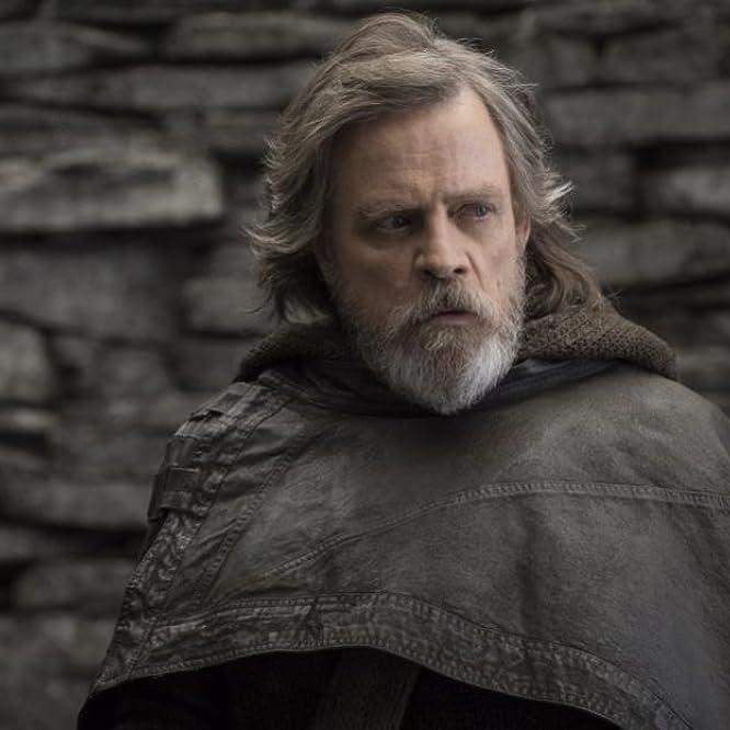 Mark Hamill in Star Wars: The Last Jedi (2017)