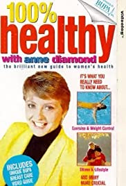 100% Healthy with Anne Diamond Poster