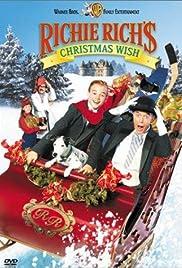 Richie Rich's Christmas Wish(1998) Poster - Movie Forum, Cast, Reviews