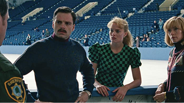 Julianne Nicholson, Sebastian Stan, and Margot Robbie in I, Tonya (2017)