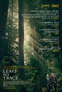 Will (Ben Foster) and his teenage daughter, Tom (Thomasin Harcourt McKenzie), have lived off the grid for years in the forests of Portland, Oregon. When their idyllic life is shattered, both are put into social services. After clashing with their new surroundings, Will and Tom set off on a harrowing journey back to their wild homeland.