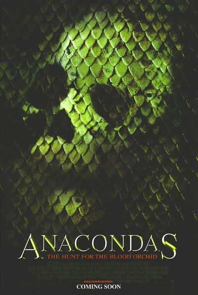 Anaconda 2 Poster Anacondas The Hunt for the