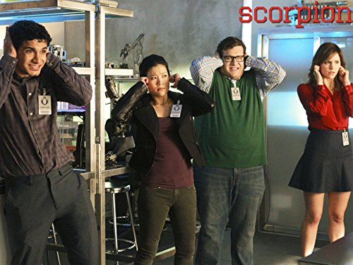 Scorpion: Charades | Season 1 | Episode 14