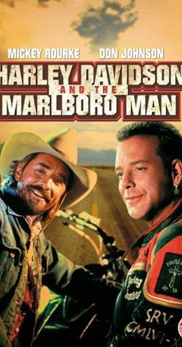 Harley Davidson and the Marlboro Man (1991) - IMDb