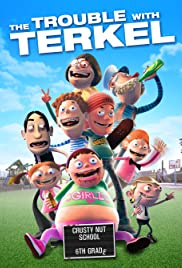 The Trouble with Terkel Poster