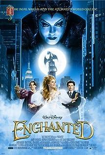 Enchanted movie