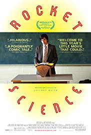 Rocket Science(2007) Poster - Movie Forum, Cast, Reviews