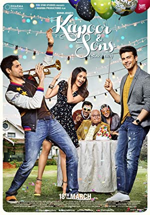 Kapoor and Sons Full izle hd