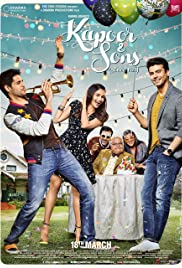 Kapoor and Sons (2016) [DVDRip]