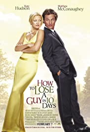 Image result for how to lose a guy in 10 days