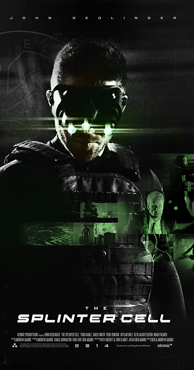 The Splinter Cell (2014) - IMDb