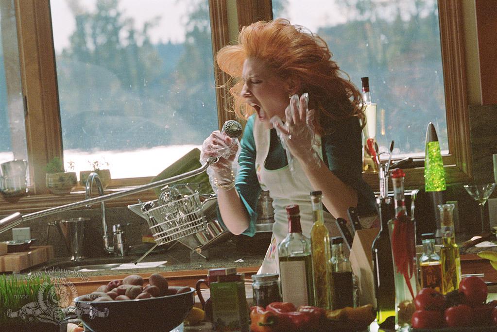 Cate Blanchett in Bandits (2001)