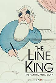 The Line King: The Al Hirschfeld Story (1996) Poster - Movie Forum, Cast, Reviews