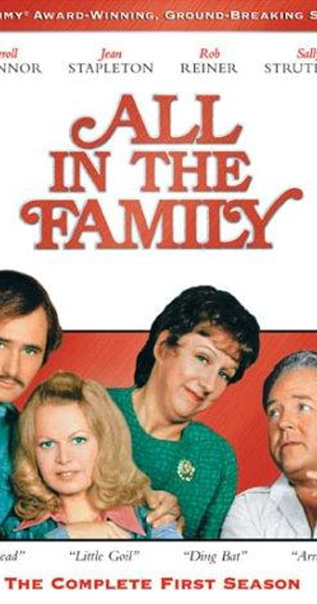 """""""All In The Family"""" (1971) {Edith's 50th Birthday: Part 1"""