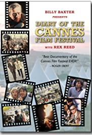 Billy Baxter Presents Diary of the Cannes Film Festival with Rex Reed Poster