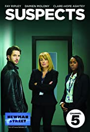 Suspects Poster