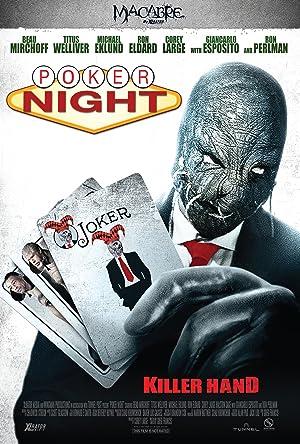 Movie Poker Night (2014)