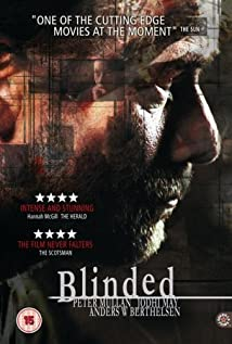 Blinded movie