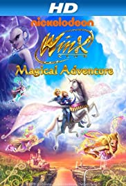 Winx Club 3D: Magical Adventure Poster