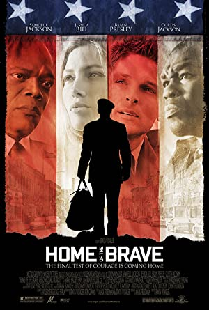 Home of the Brave poster
