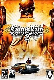 Saints Row 2 Poster
