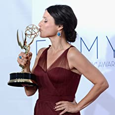 Julia Louis-Dreyfus at an event for The 64th Primetime Emmy Awards (2012)