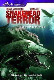 Snakehead Terror Poster