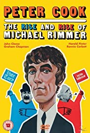 The Rise and Rise of Michael Rimmer Poster