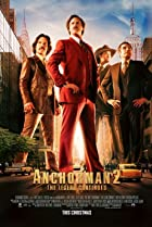 Anchorman 2: The Legend Continues (2013) Poster
