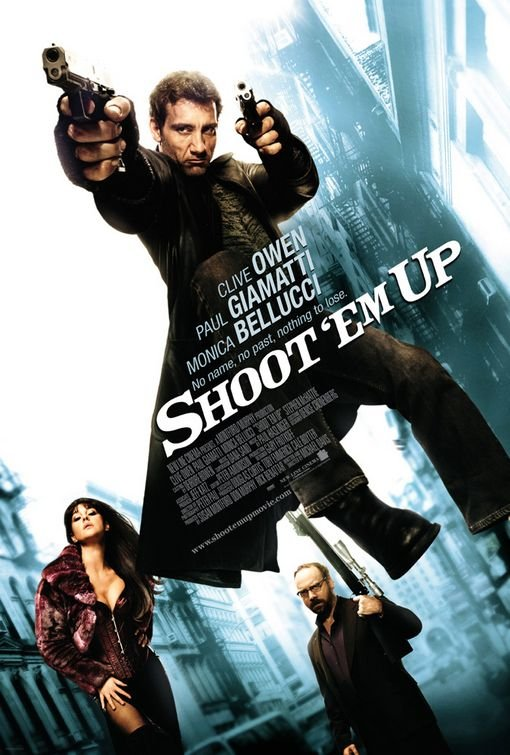Shoot 'Em Up (2007) Multi Audio 720p BluRay [Telugu + Tamil + Hindi + Eng] ESubs