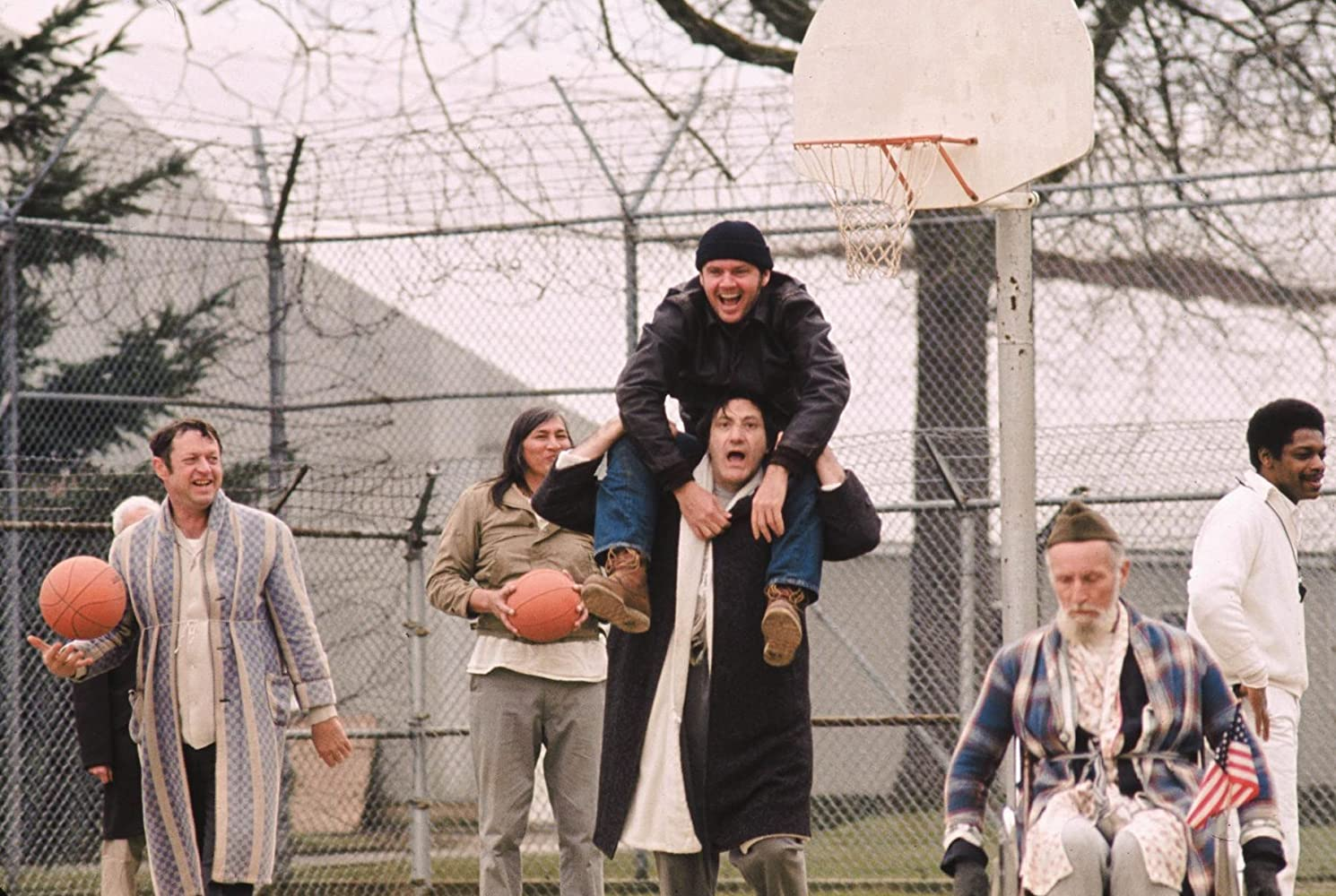 Rezultat iskanja slik za one flew over the cuckoo's nest